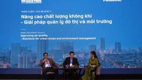 Cải thiện chất lượng không khí nhà ở đô thị từ việc quy hoạch kết hợp công nghệ