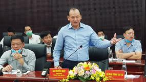 """Thứ trưởng Bộ GTVT Nguyễn Nhật: Đừng """"phân lô bán nền"""" ở cảng Liên Chiểu"""