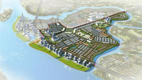 Hậu thâu tóm, Nam Long bất ngờ đổi tên dự án gần 10.000 tỷ Dong Nai Waterfront thành Izumi City