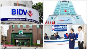 6 ngân hàng có tổng tài sản giảm trong 9 tháng đầu năm 2020: BIDV và Vietcombank cũng không ngoại lệ