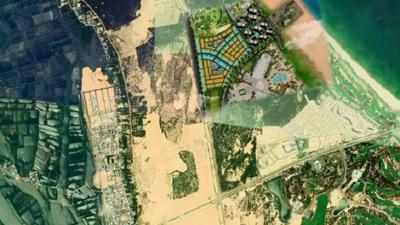 Bí ẩn liên danh doanh nghiệp muốn làm dự án 2.000 tỷ tại Bình Định