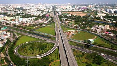 Gỡ điểm nghẽn kết nối giao thông giữa Long An và TP.HCM