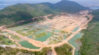 Điều chỉnh quy hoạch, Hải Giang Merry Land giảm 33 ha