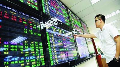 Cổ phiếu bất động sản thanh khoản cao đua nhau tăng trần trong phiên 29/3