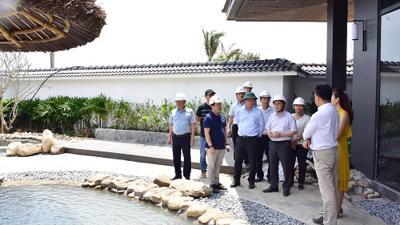 Thừa Thiên Huế: Đẩy nhanh tiến độ các dự án để đưa vào phục vụ người dân, du khách