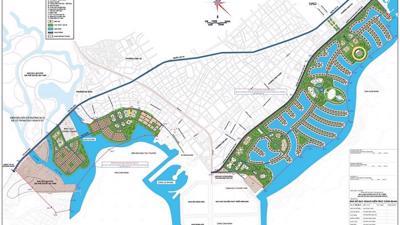 Bí ẩn doanh nghiệp lập nhiệm vụ quy hoạch siêu dự án hơn 600ha tại Khánh Hòa
