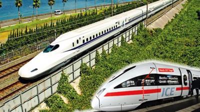 Đường sắt tốc độ cao Bắc-Nam: Cẩn trọng với ODA