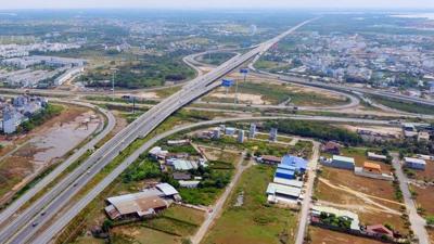 Đồng Nai phê duyệt quy hoạch đô thị Nhơn Trạch gần 2.000 ha