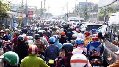 TP.HCM: Gần 1.500 tỉ đồng mở rộng 8,5 km Quốc lộ 50