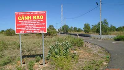 """""""Sốt đất"""" tại Kon Tum, lãnh đạo tỉnh chỉ đạo cảnh báo người dân"""