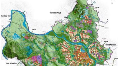 Hà Nội: Lập Ban Chỉ đạo thành phố chỉ đạo tổ chức lập Quy hoạch thành phố thời kỳ 2021 – 2030