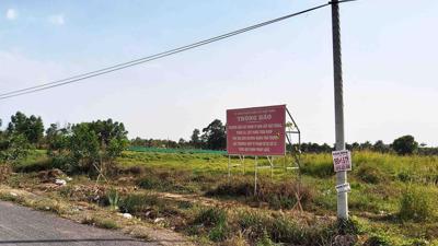 TP.HCM: Cảnh báo tình trạng phân lô, bán nền đất trái phép tại quận Bình Tân
