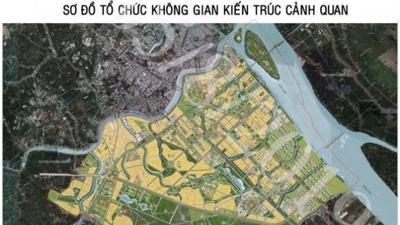 Cần Thơ công bố quy hoạch phân khu tỷ lệ 1/5000 quận Ninh Kiều gần 3.000ha