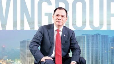 Vingroup đặt mục tiêu doanh thu 170.000 tỷ, tập trung làm đại dự án 9 tỷ USD trong năm 2021
