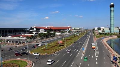 Sóc Sơn đề xuất đầu tư 290 tỷ đồng làm đường nối sân bay Nội Bài với KĐT Đại Lải