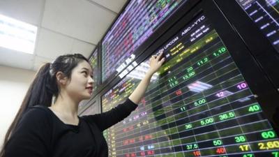 VN-Index tiếp tục lập đỉnh mới, nhiều cổ phiếu BĐS bứt phá trong phiên 1/7