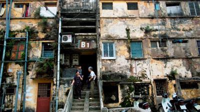 HoREA góp ý Nghị định về cải tạo, xây dựng lại nhà chung cư