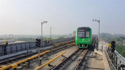 Bộ GTVT nói về tiêu chuẩn của đường sắt Cát Linh-Hà Đông