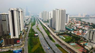 Thị trường bất động sản nửa đầu năm: Giá nhà TP.HCM đắt hơn 1,5 lần Hà Nội