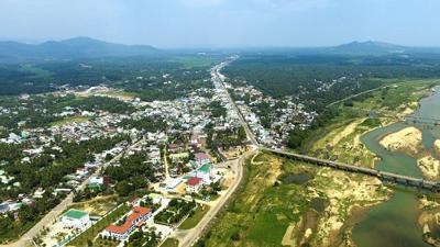 Bình Định chấp thuận đầu tư dự án Khu đô thị Khang Mỹ Lộc 650 tỷ