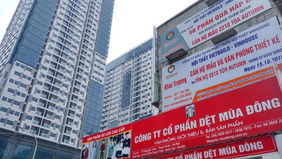 Thanh tra Chính phủ chỉ rõ những sai phạm tại dự án Gold Season 47 Nguyễn Tuân của TNR Holdings