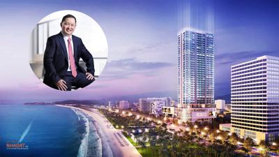 """Phát Đạt sắp hoàn tất thương vụ M&A dự án nằm trên khu đất """"kim cương"""" tại Đà Nẵng?"""