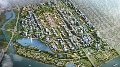 """Cập nhật tiến độ """"siêu dự án"""" KĐT Bắc Sông Cấm gần 10.000 tỷ tại Hải Phòng"""