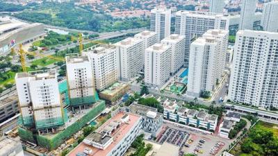 TP Hồ Chí Minh: Nhu cầu giao dịch căn hộ thấp kỷ lục, giá vẫn tăng mạnh