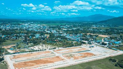 """Thị trường bất động sản """"giảm tốc"""", giao dịch đất nền nơi này đang cực kỳ sôi động"""