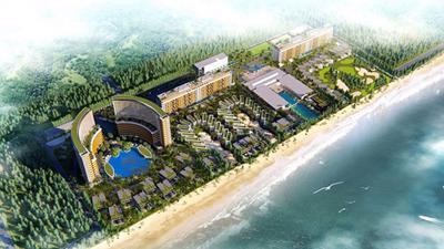 """Thanh Hóa lại gia hạn cho dự án """"treo"""" 13 năm Hải Hòa Resort"""