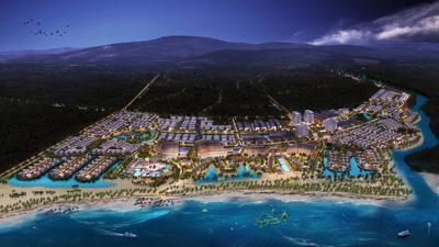 Chuyển động mới tại siêu dự án Hải Giang Merry Land của Tập đoàn Hưng Thịnh