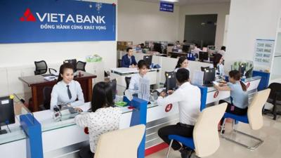 Vừa lên sàn, loạt cổ đông lớn của VietABank lần lượt thoái vốn khiến cổ phiếu giảm kịch sàn