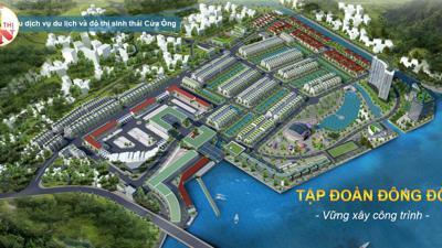 Chuyển động mới tại dự án 3.000 tỷ của liên danh Đông Đô tại Quảng Ninh