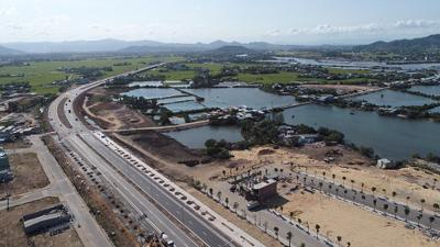 Bình Định quy hoạch 2 khu đô thị hơn 70ha phía Tây Quốc lộ 19 mới