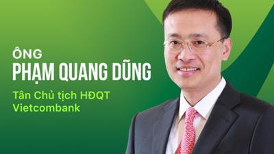Những thử thách nào đang chờ đợi tân Chủ tịch ngân hàng Vietcombank?