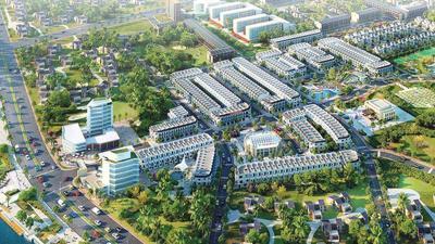 Tân Á Đại Thành, Hòa Phát, T&T, Phát Đạt,… cùng nhiều ông lớn địa ốc đang 'chạy đua' làm dự án 'khủng' tại Quảng Ngãi