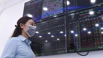 Áp lực bán mạnh, VN-Index quay đầu giảm điểm