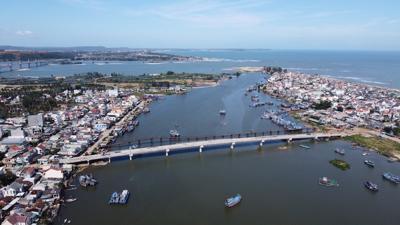 Công ty Kengsington muốn làm dự án khu đô thị và du lịch 235 ha tại Quảng Ngãi