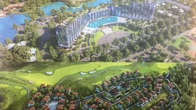 Dự án Khu đô thị gần 900 ha của FLC tại Bắc Giang được thông qua nhiệm vụ quy hoạch