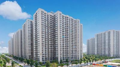 Bất động sản 24h: Căn hộ tăng giá mạnh, 1,5 tỷ khó mua nhà ven Hà Nội