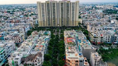 TP Hồ Chí Minh: Nhà nội thành dưới 3 tỷ gần như 'tuyệt chủng'