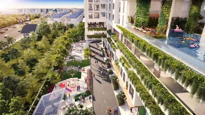 """Moonlight Centre Point đón đầu xu hướng """"căn hộ tiện ích, làm việc tại gia"""""""