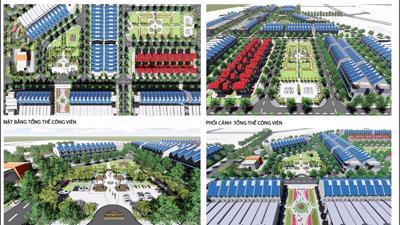 Nam Quang làm dự án khu đô thị hơn 15ha tại Hậu Giang