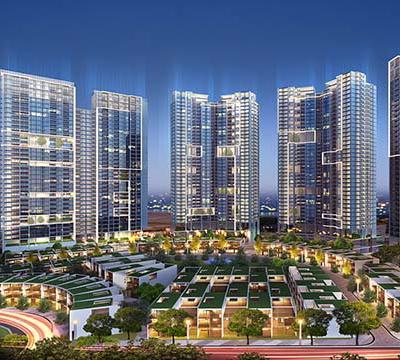 Sunshine City - Khu đô thị Nam Thăng Long - Ciputra
