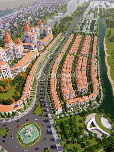 Sunshine Wonder Villas - Khu đô thị Nam Thăng Long - Ciputra