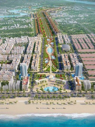 Sun Grand Boulevard Thanh Hóa
