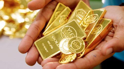 Giá vàng hôm nay (16/1): Tăng trở lại