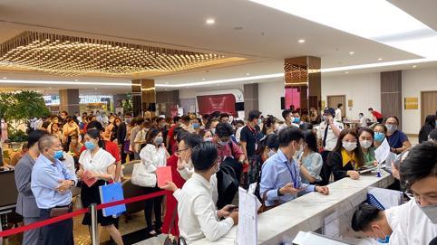 Thị trường BĐS TP.Hồ Chí Minh: Dự án nào luôn gây sốt?