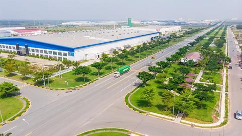 Nhiều DN sản xuất nước ngoài đang muốn đầu tư xây dựng nhà máy tại các khu công nghiệp mới phía Nam