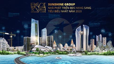 Sunshine Group – Nhà phát triển BĐS hạng sang tiêu biểu nhất năm 2020